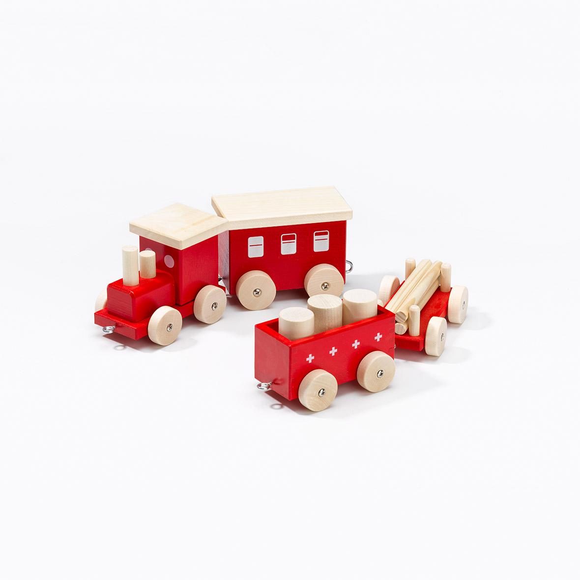 Holzeisenbahn Zügli