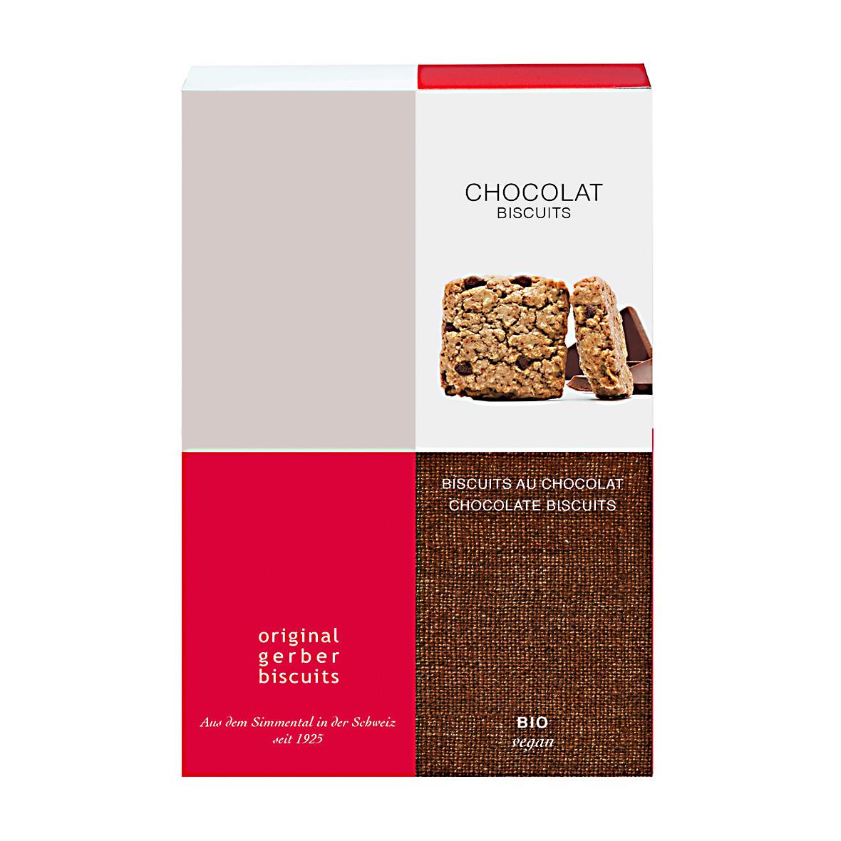 Gerber Biscuits Bio Chocolat Vegan