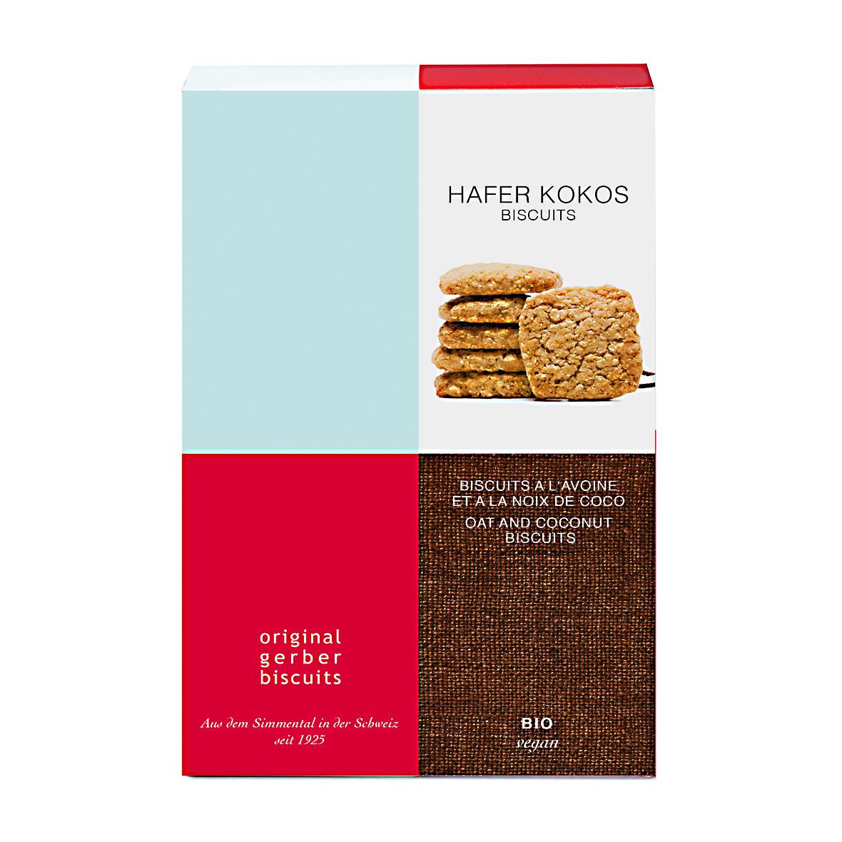 Gerber Biscuits Hafer Kokos Vegan