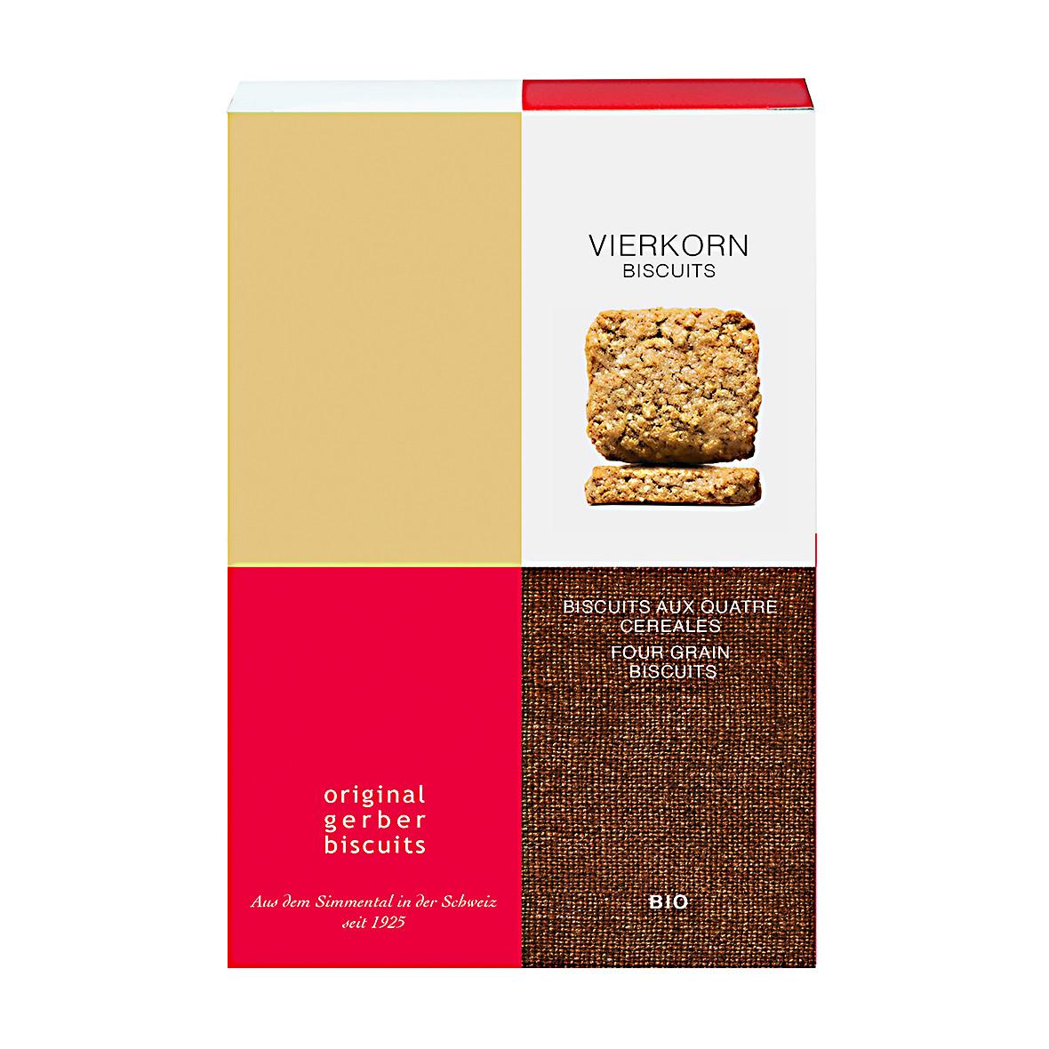 Gerber Biscuits Vierkorn