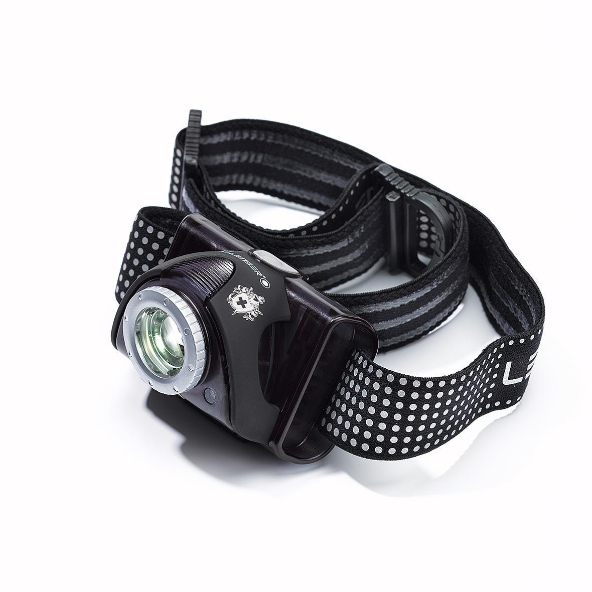 SAC Led Lenser Stirnlampe – SEO 7r