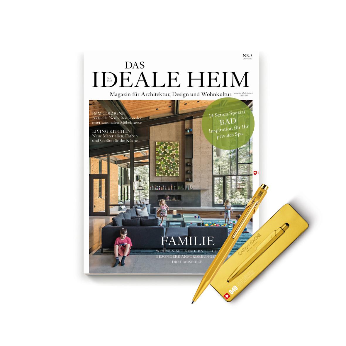 Zeitschrift – Das Ideale Heim