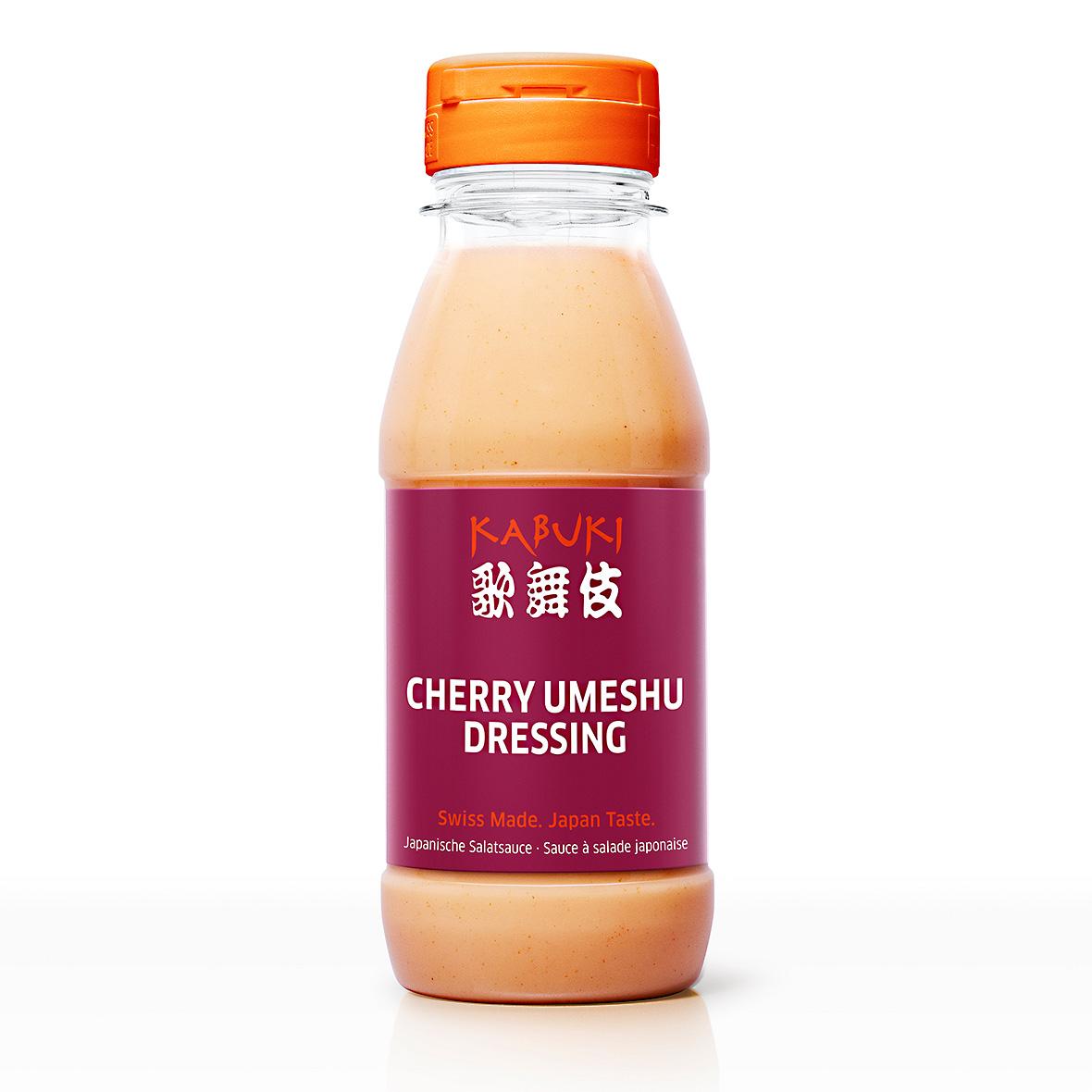 Kabuki Cherry Umeshu Dressing 270 ml