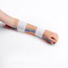 Universalschiene Sam Splint für die Immobilisierung von gebrochenen oder verletzten Beinen oder Armen