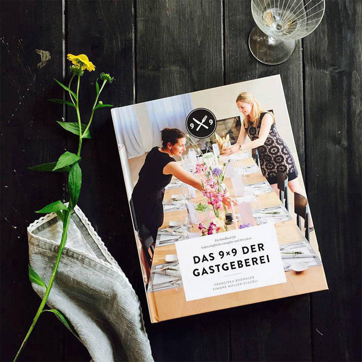 Handbuch Das 9x9 der Gastgeberei