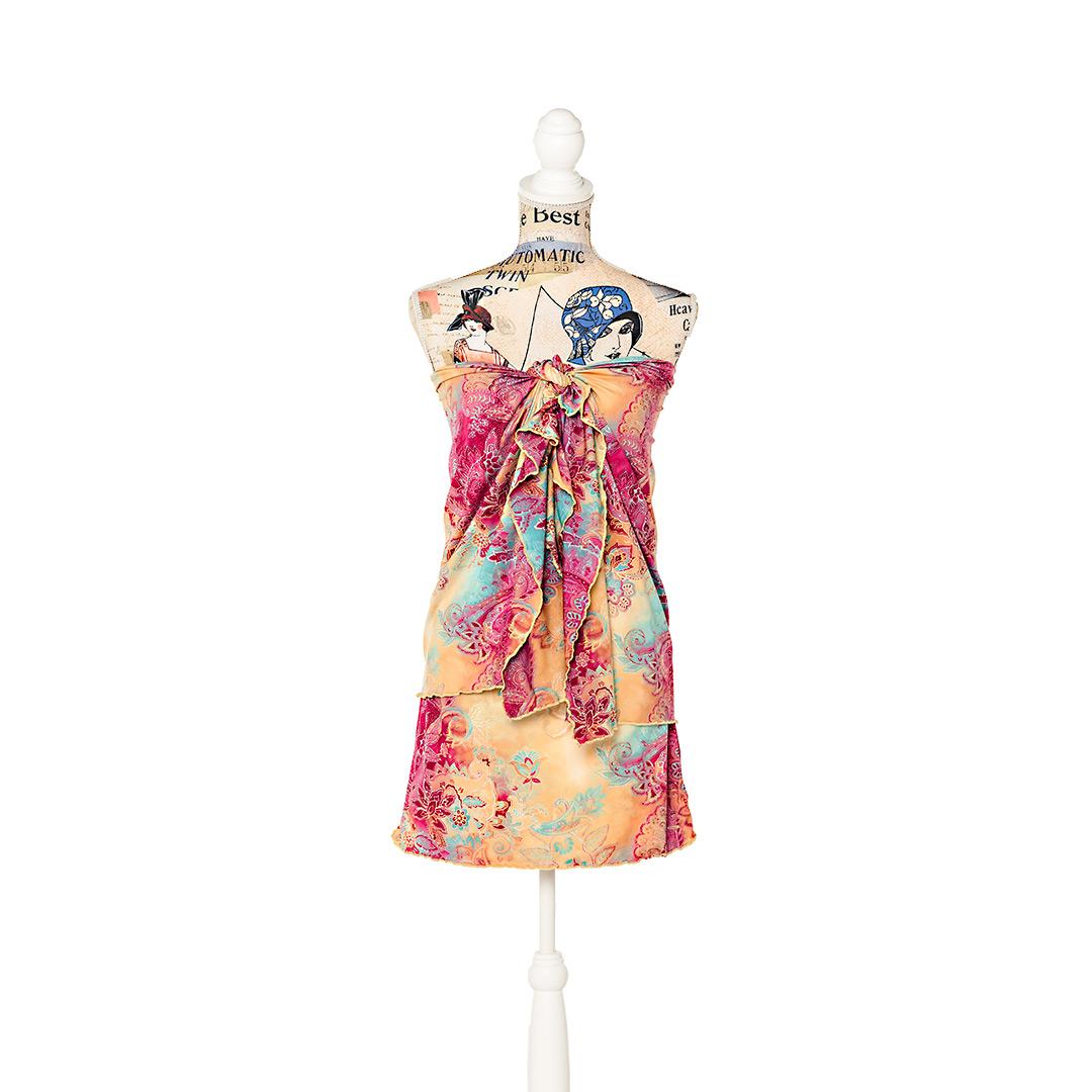 Pareo Skirt Indian Summer