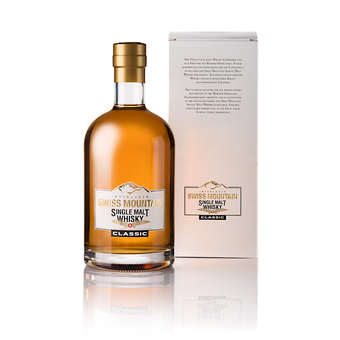 Swiss Mountain Whisky Classic