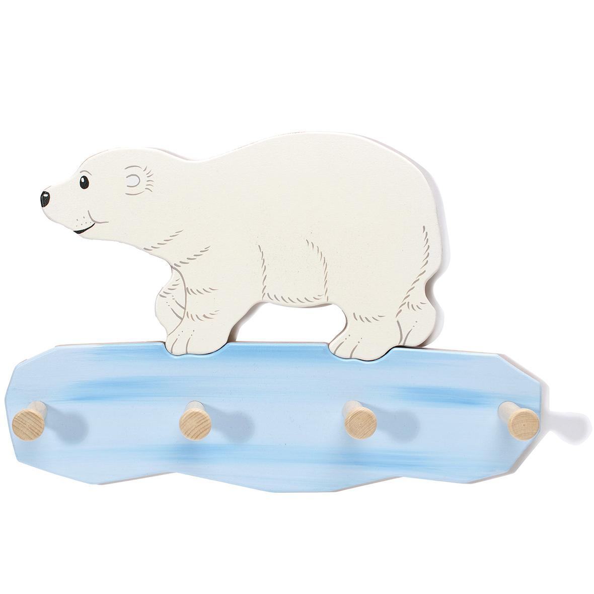 Garderobe Eisbär Björn