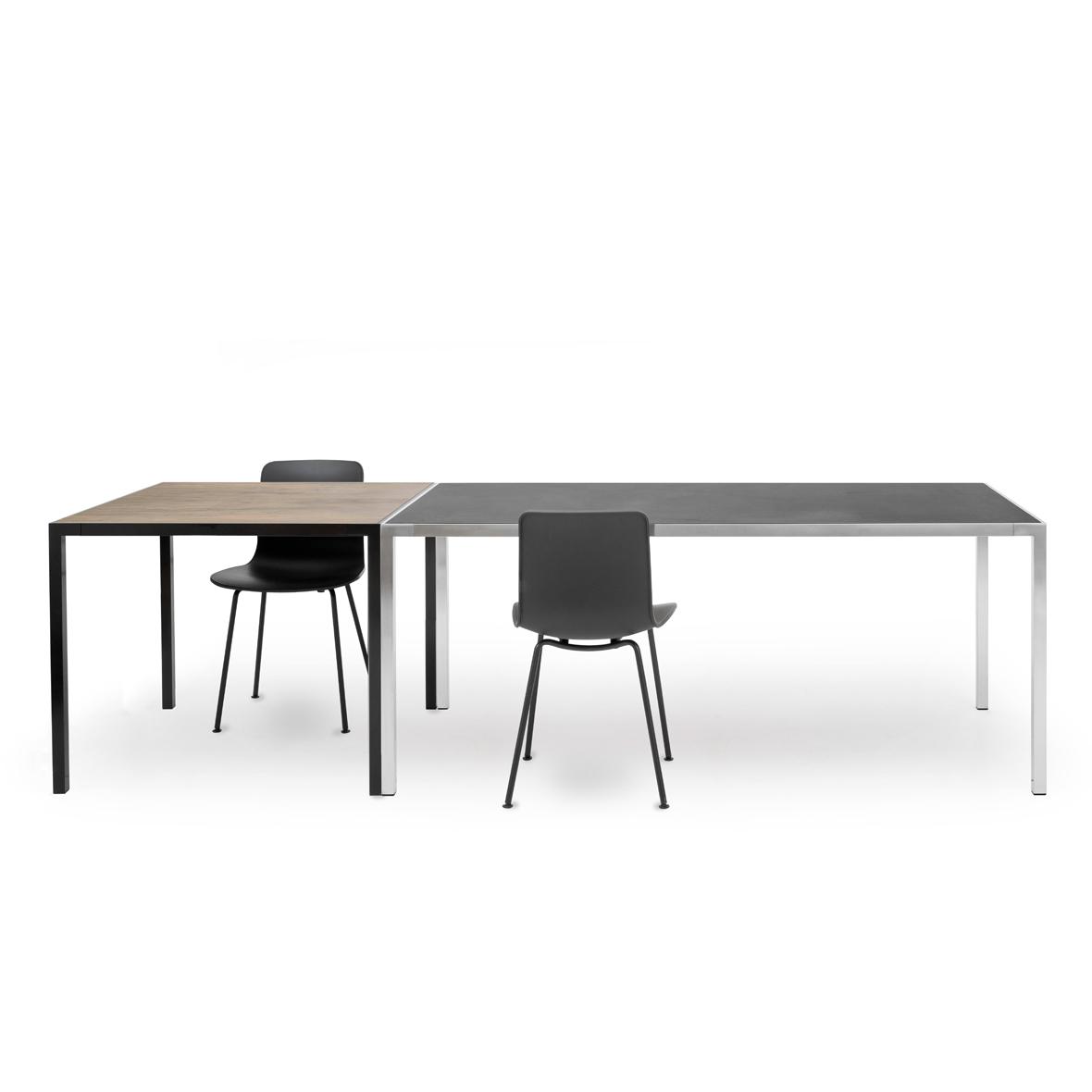 MF-Tische gross und klein