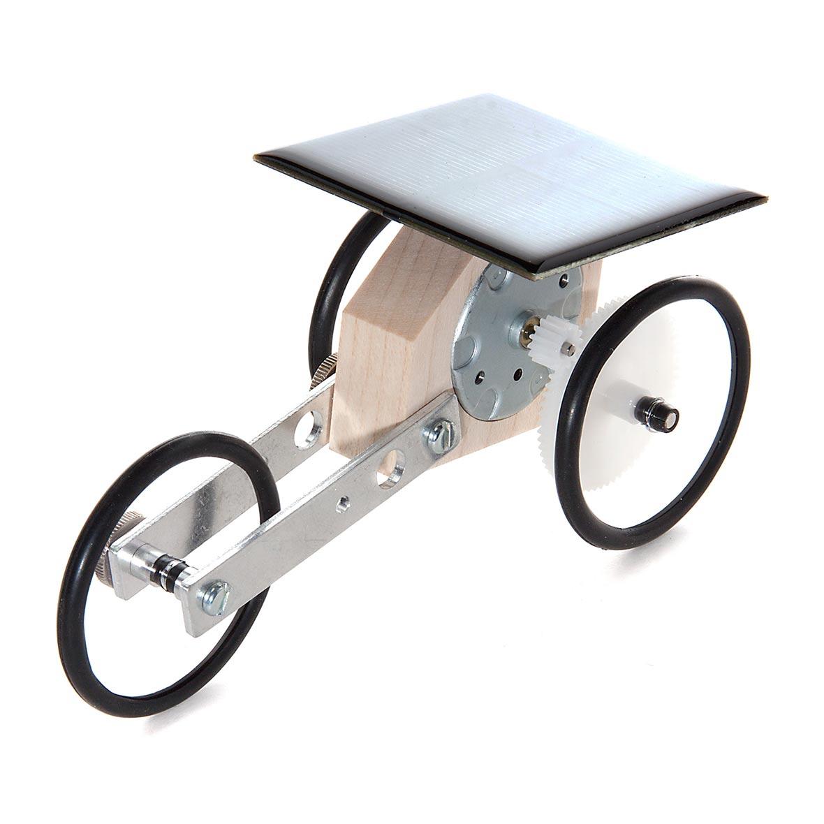 Solar-Holzauto Smobili