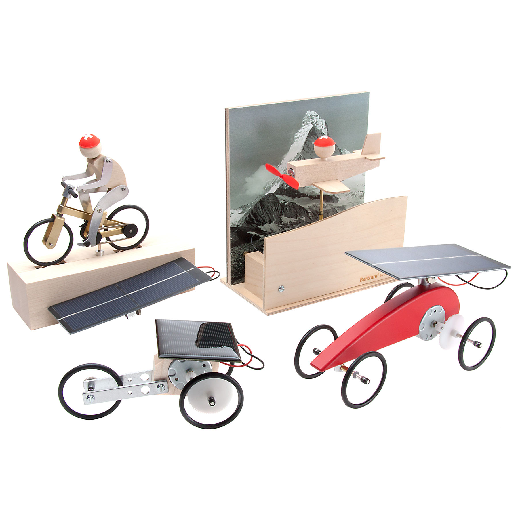 Solar-Spielzeuge von Solartoys