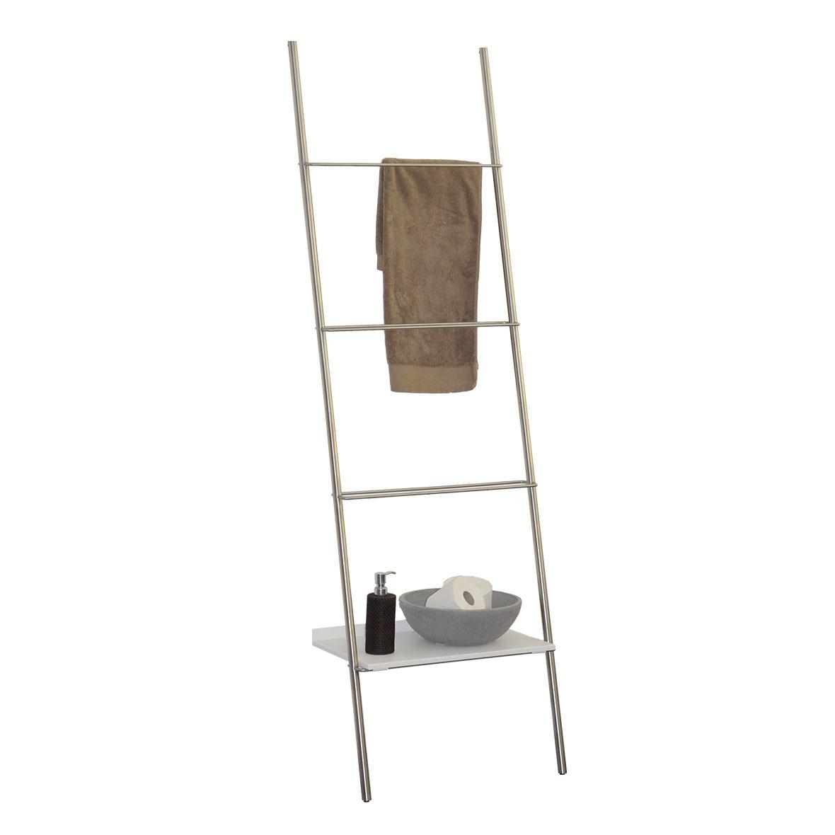 Anlehnregal Step Set 1 – Badezimmer