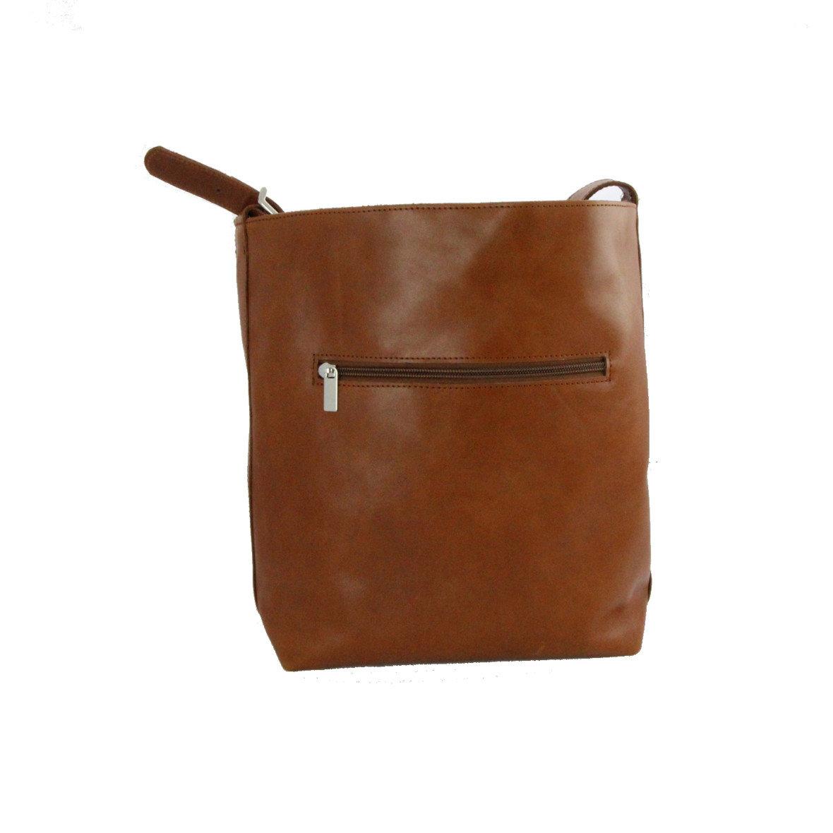 Handtasche aus Olivenleder