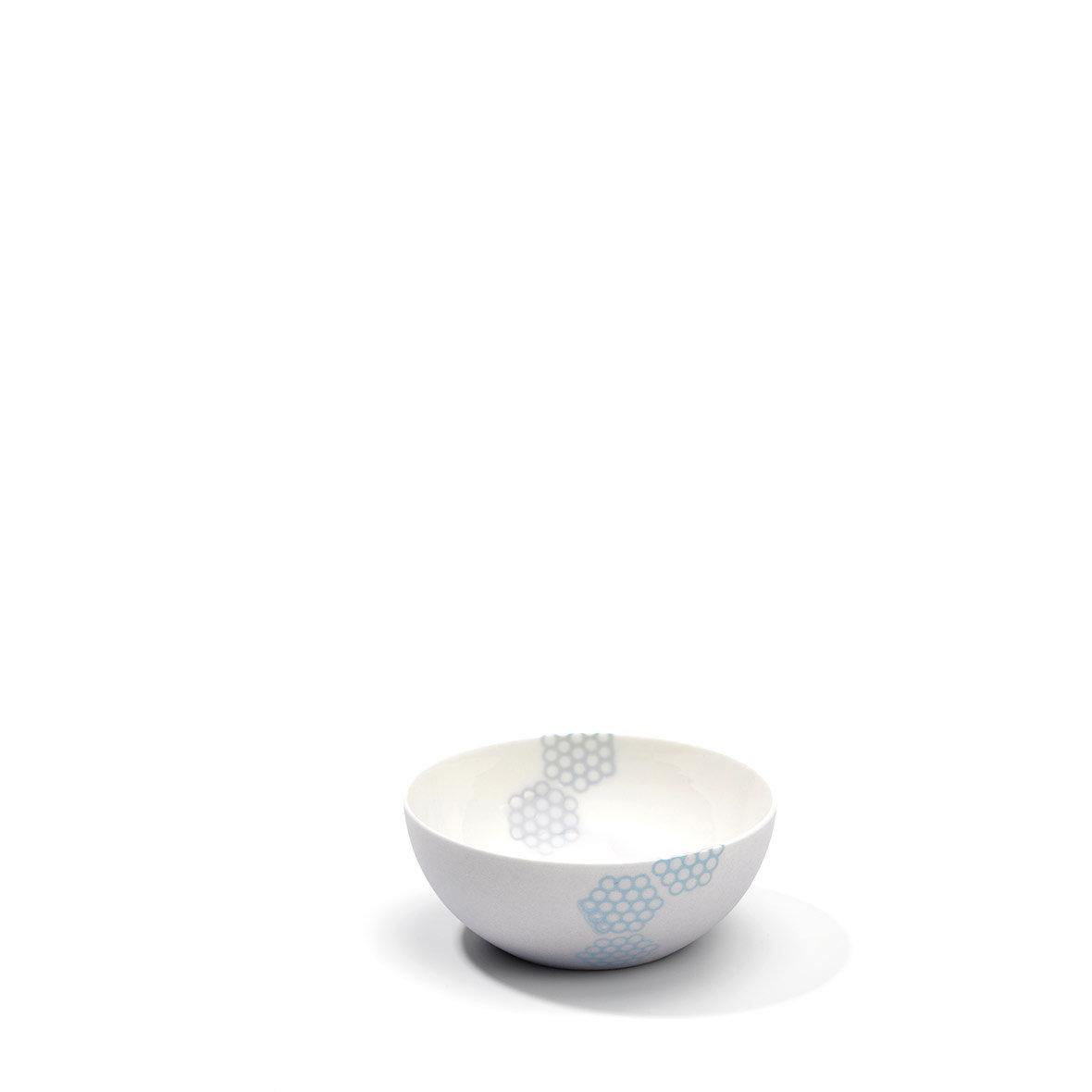 Kleine Teeschale aus Porzellan